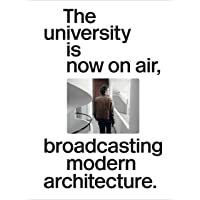 The university is now on air, broadcasting modern