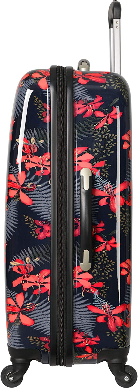 Tommy Bahama Carry On Luggage 20 Inch Lightweight Expandable Rolling Spinner Luggage with Wheels Travel Suitcase