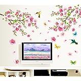 Amazon Com Flowering Vine Rub On Transfer Mural