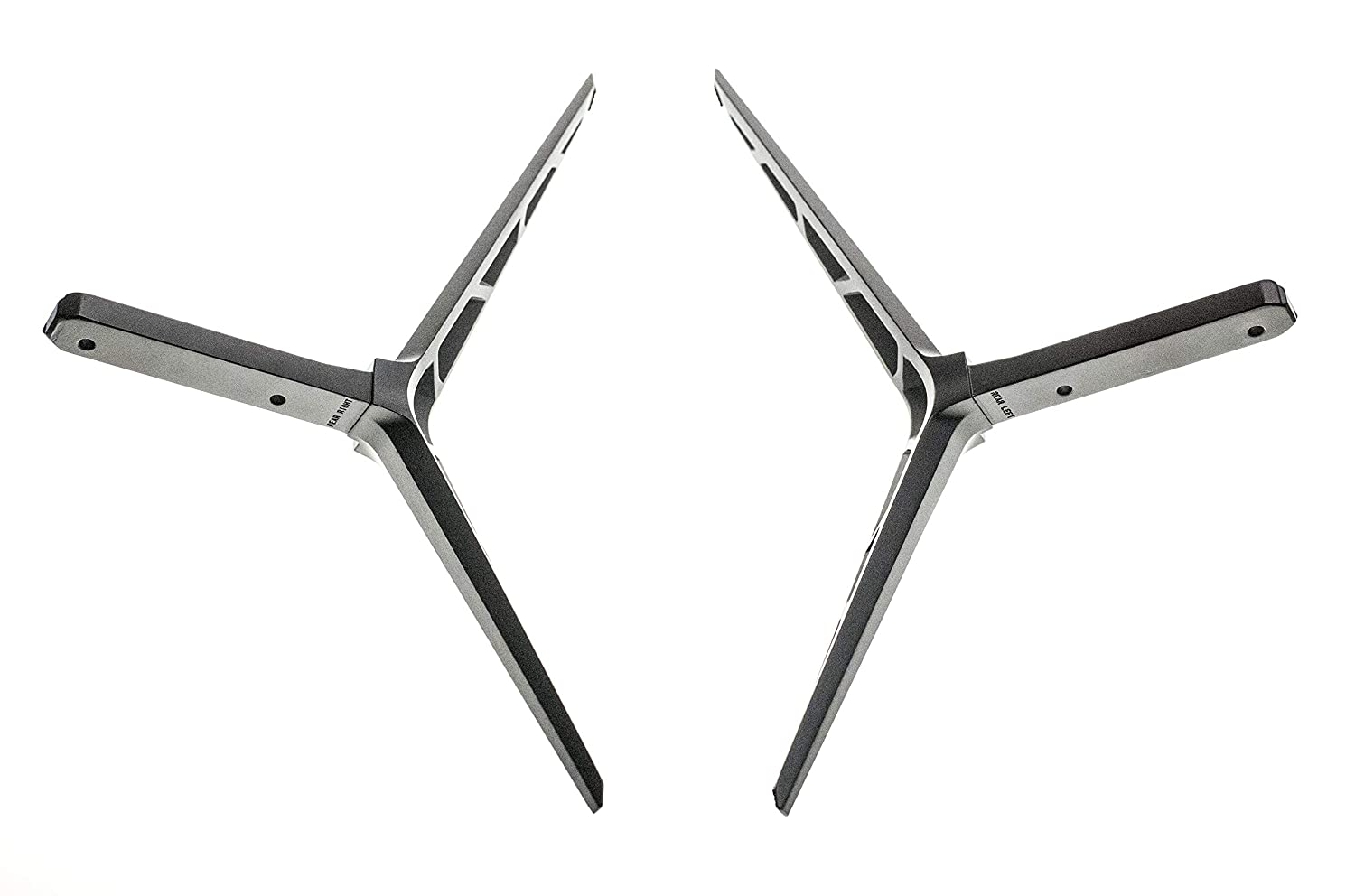 TEKBYUS V655-G9 Stand Legs Complete with Screws