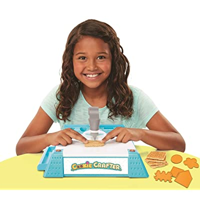 """Cookie Crafter """"Make Amazing Cookie Shapes: Toys & Games"""