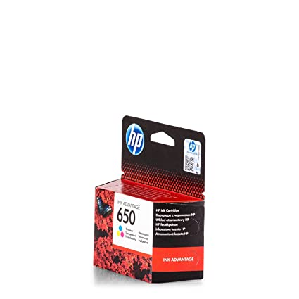 HP 650 - Cartucho de tinta para impresoras (Cian, Magenta ...