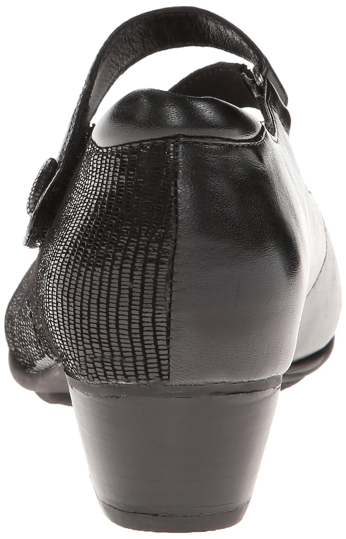 Aravon B00IFPOLN4 Women's Portia - AR Dress Pump B00IFPOLN4 Aravon 8.5 2A US|Black Multi d33960