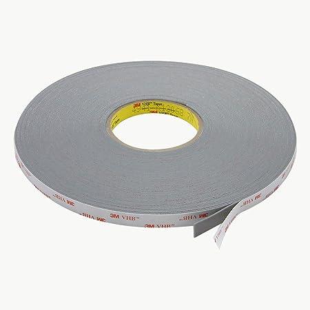 3M Scotch RP25 VHB Tape x 36 yds. 1 in Grey