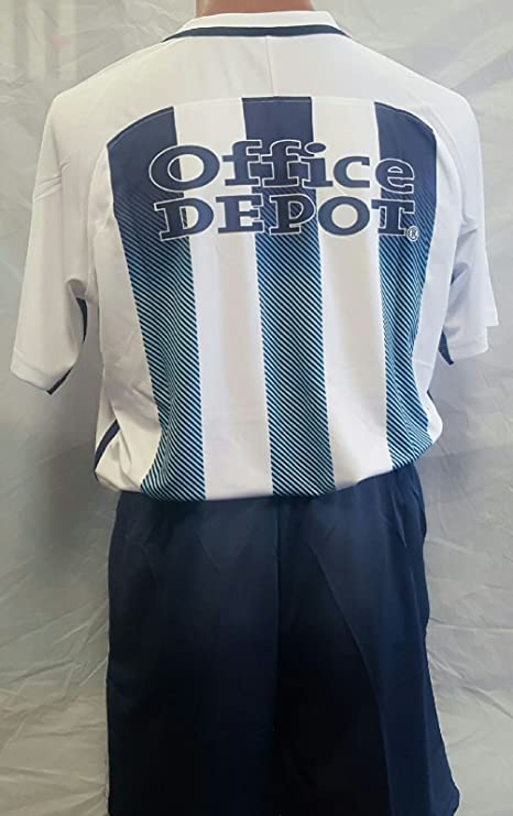 dd997514d Amazon.com   New! Club Deportivo Pachuca FC Home Short and Jersey 2 PC Size  Medium   Sports   Outdoors