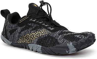 Amazon Com Whitin Men S Cross Trainer Barefoot Minimalist Shoe Zero Drop Sole Wide Toe Box Track Field Cross Country