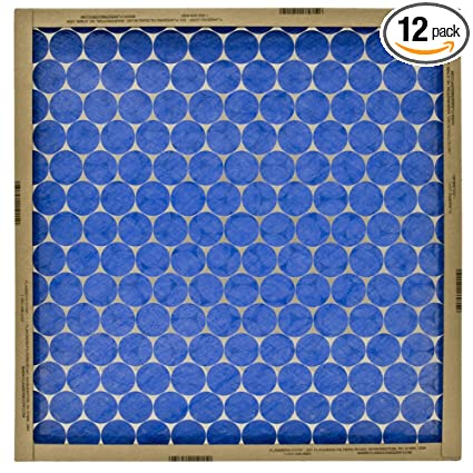 e-z flow heavy duty air filter, merv 4, 20 x 30 x 1-inch, 12-pack ...