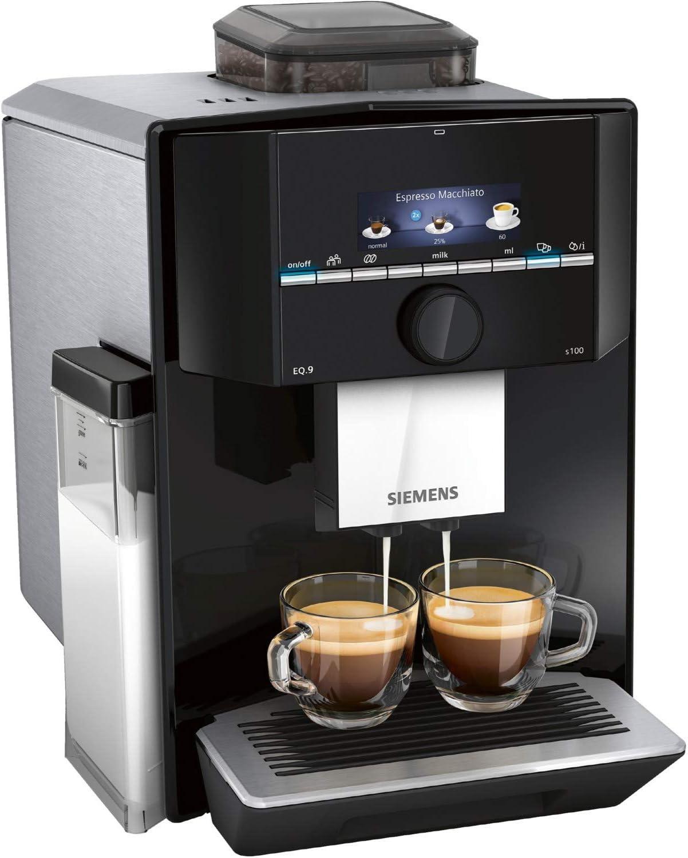 Siemens EQ9 Coffee Machine