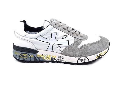 PREMIATA Herren Sneaker  , Weiß - Weiß - Größe  42 EU  MainApps ... 8b3cb45077