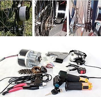 L-faster Cepillo eléctrico para Bicicleta – 250 W gaspedal ...