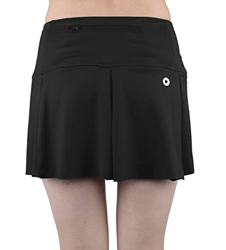Slimour Women Dance Skirt Short Golf Mini Skirts Athletic Skort With Pockets Workout Shorts by Slimour