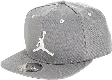 Nike Michael Jordan Jumpman Snapback Gorra, Hombre: Amazon.es ...