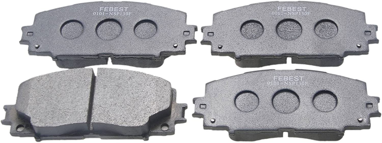 Toyota 04465-52260 Disc Brake Pad