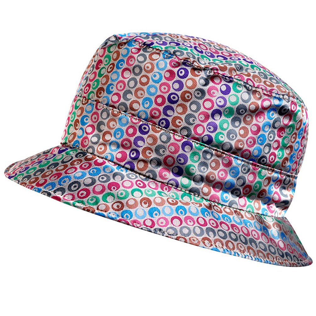 928d6cb726578a Markenlos Women's Bucket Hat grey Hellgrau bunt gemustert - grey - Medium:  Amazon.co.uk: Clothing