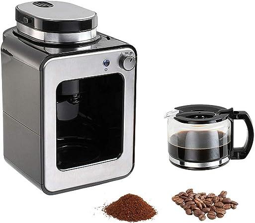 ONOGAL Cafetera automatica con Molinillo para moler Cafe y Filtro ...