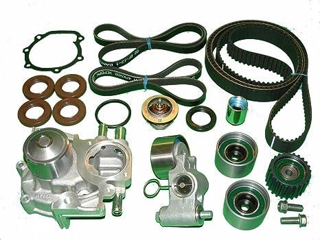 TBK Kit de Correa dentada Subaru Impreza WRX Turbo 2003 a ...