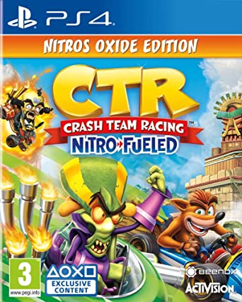 ctr n oxide edition