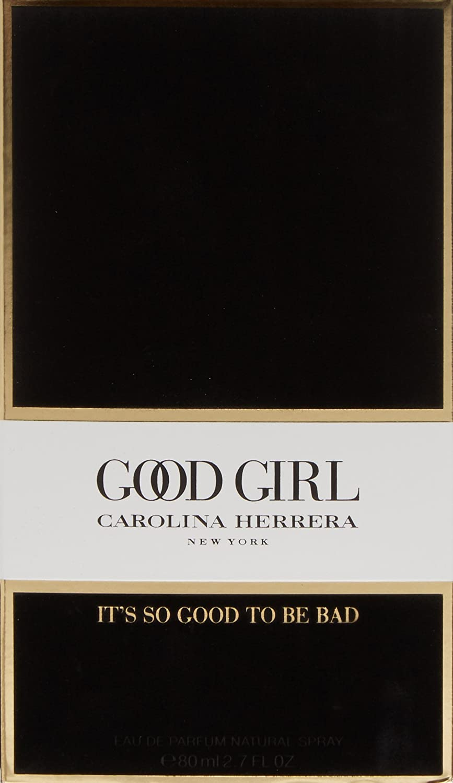Carolina Herrera Eau De Parfum Pour Femme En Flacon Vaporisateur 80