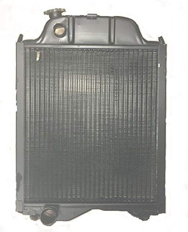 AL176542 Kühler Wasserkühler für JOHN DEERE 2250 DE OEM AL56372