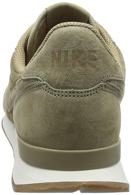 Nike Internationalist PRM, Baskets Basses Homme, Beige (Bamboo/Bamboo/Desert Camo/Sail), 42 EU