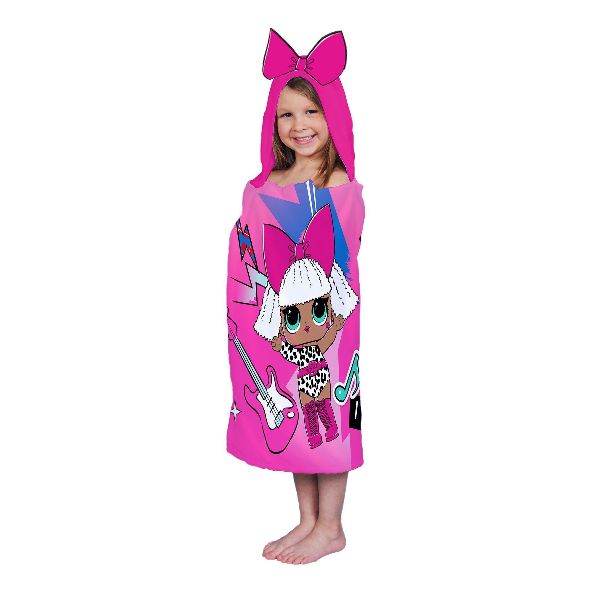 MGA LOL Surprise My Debut Hooded Towel Wrap by MGA