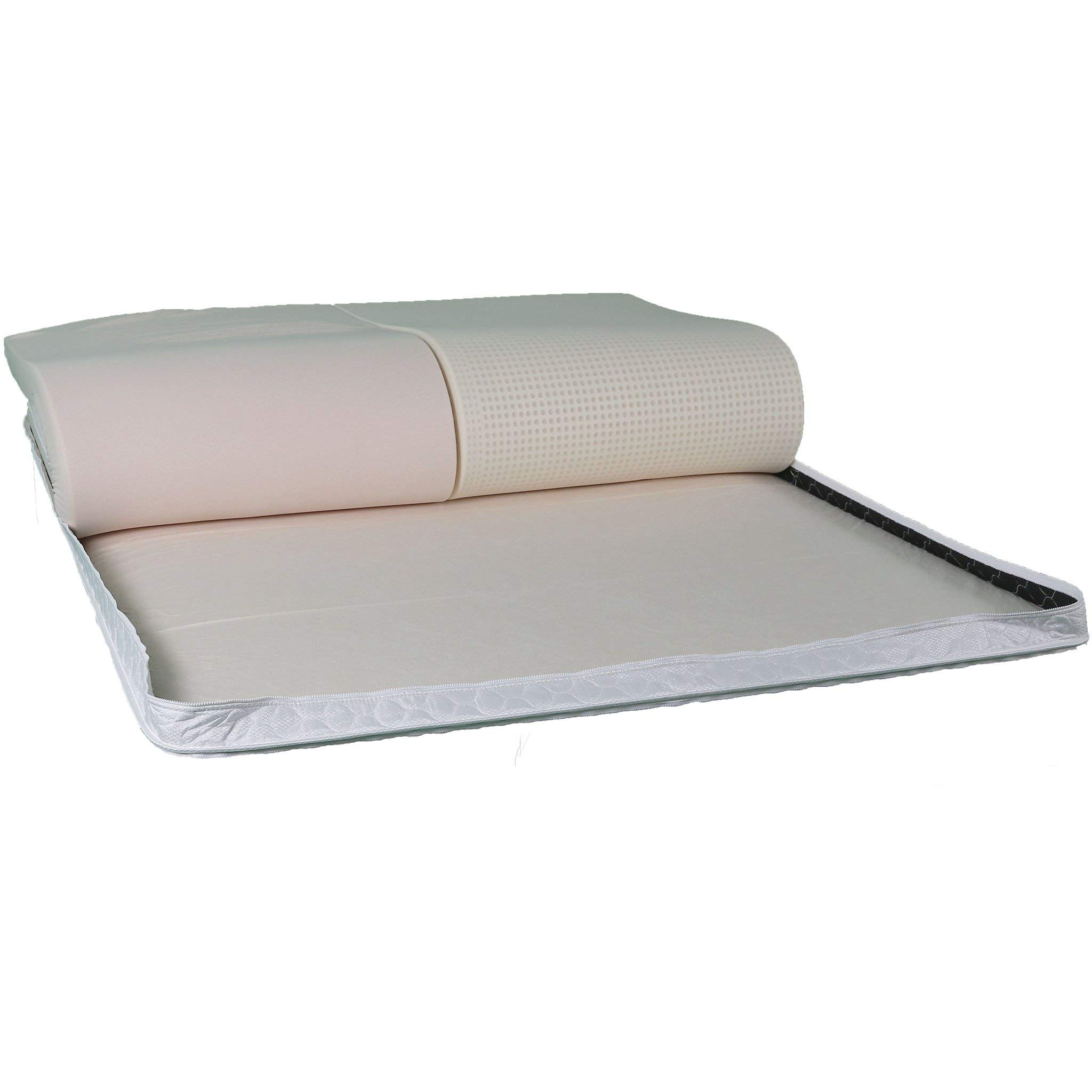 Euro Gusset for Softside Waterbeds Twin 38in x 75in by Sterling Sleep System
