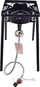 ARC USA, 4039S, 200,000 BTU Outdoor Propane Burner with 20/28