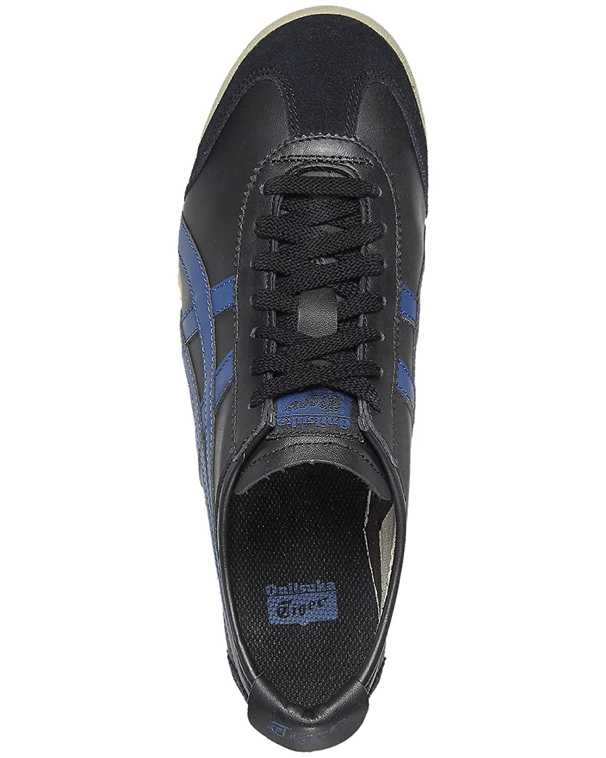 competitive price f315d 75887 Asics Onitsuka Tiger Mexico 66 Schuhe black-poseidon - 40, 5 ...