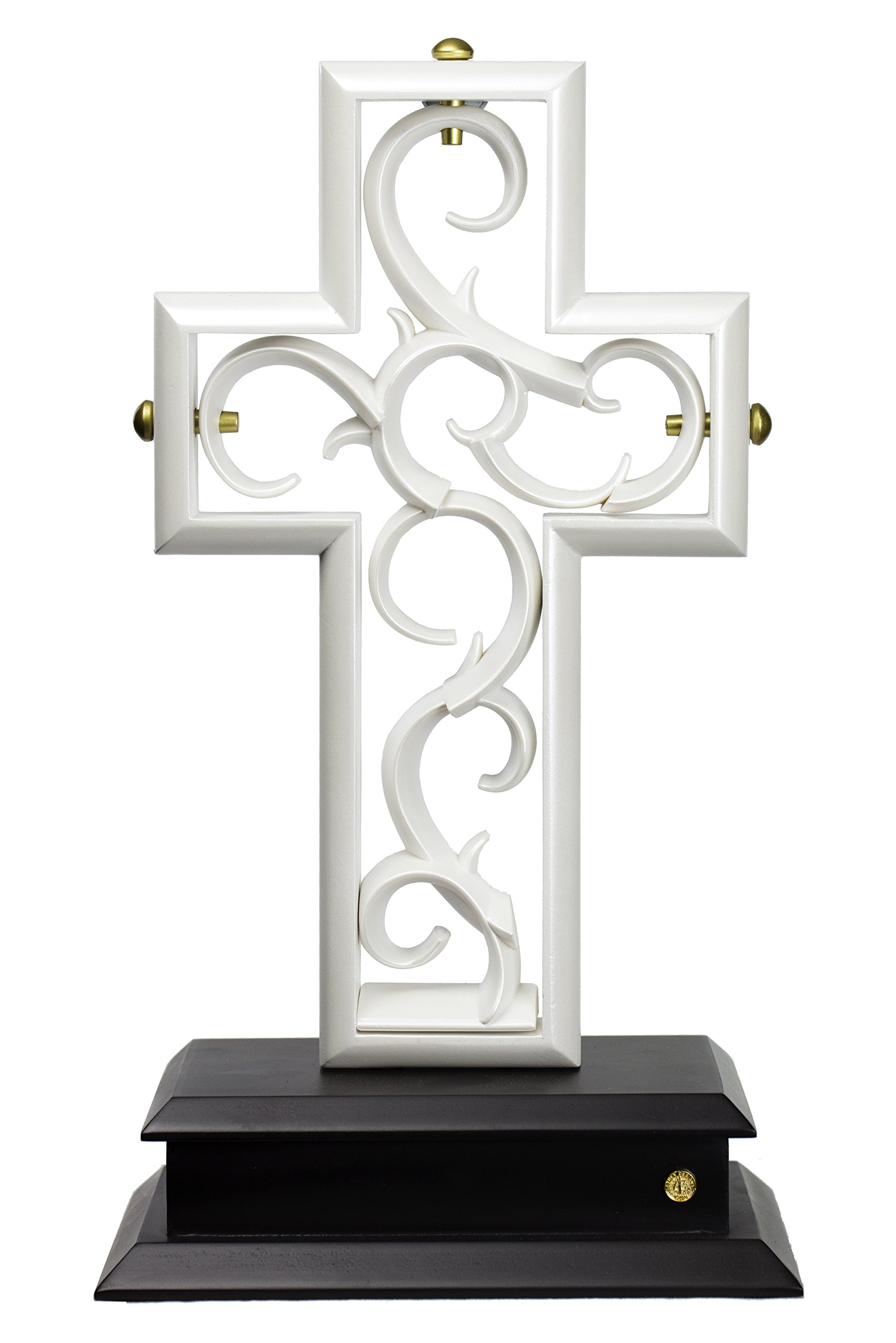 Unity Cross Special Edition Pearlescent White by The Unity Cross