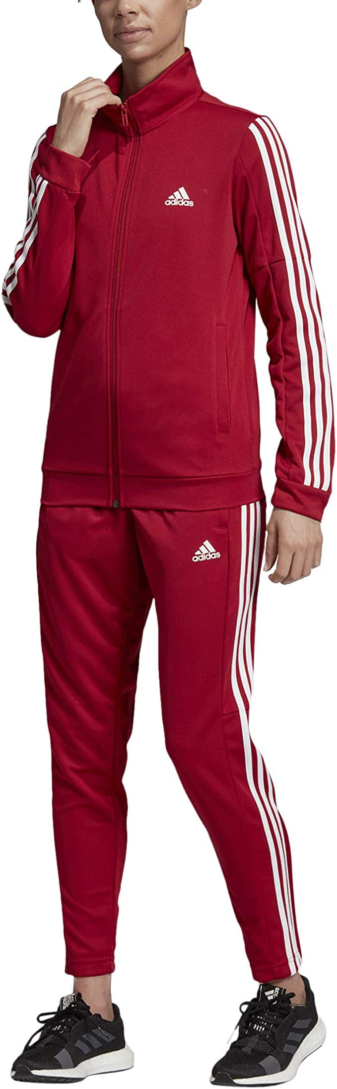 adidas WTS Team Sports Chándal, Mujer: Amazon.es: Deportes y aire ...