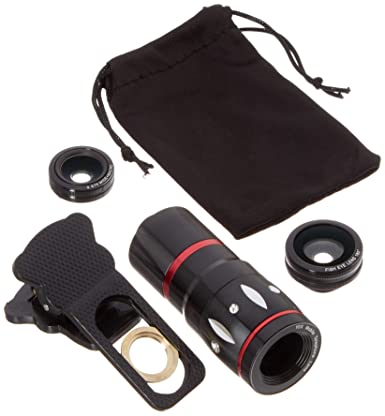 Review iPhone Camera Lens, 12x