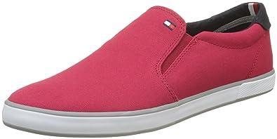 Tommy Hilfiger Iconic Slip on Sneaker 00a7b39af3d