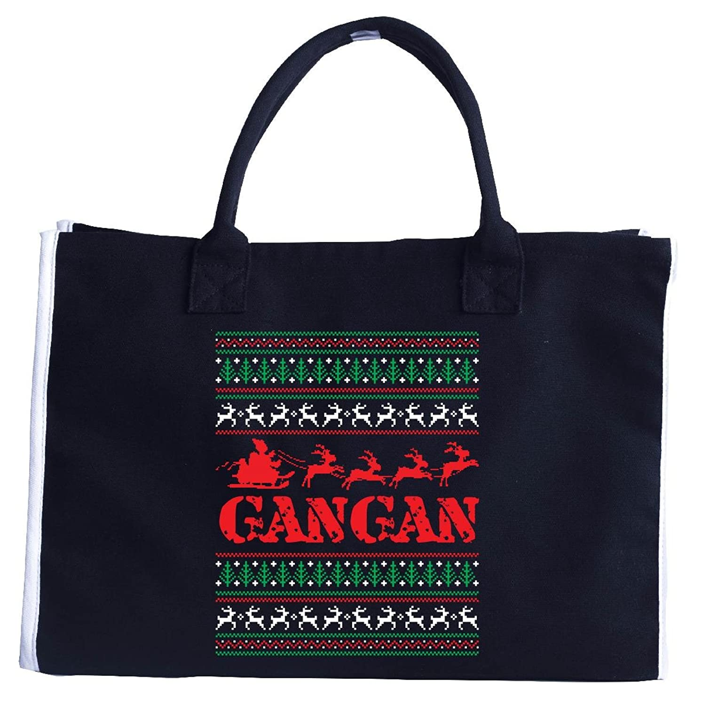 Christmas Best T Shirt Gift For Gangan - Tote Bag