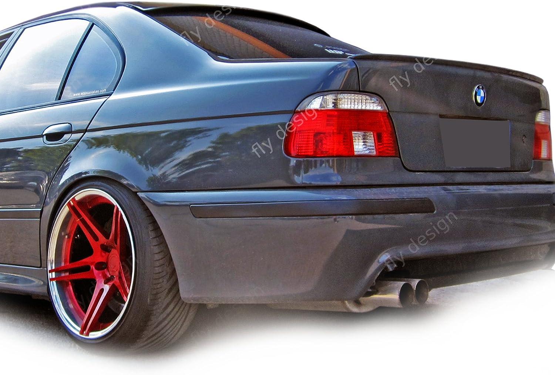 Für BMW E39 Limo Heck Spoiler Spoilerlippe Kofferraum Lippe Heckspoilerlippe