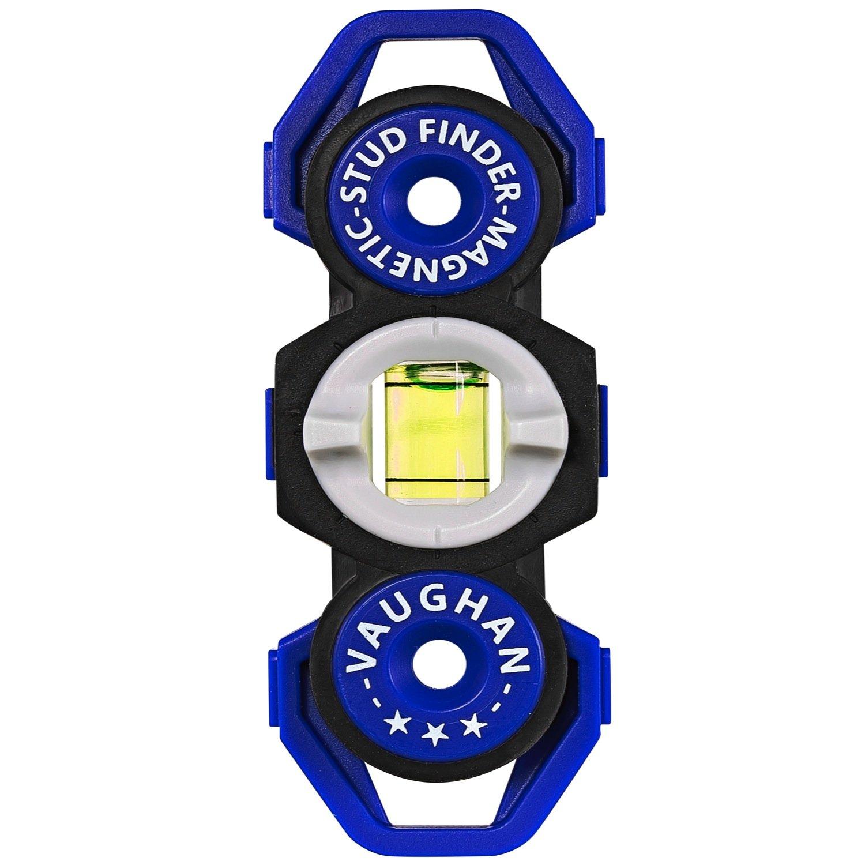 Vaughan 050044 Global Color Hand Magnetic Stud Finder Pocket Sized