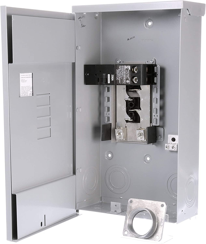 200 Amp Murray LW204TL Mobile Home Panel