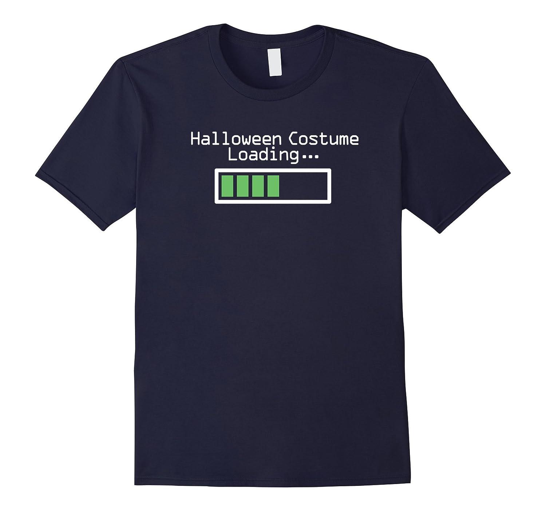 Costume Loading Programmer Halloween Costumes Shirt-TJ