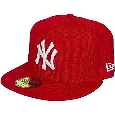 New Era Mujeres Gorra plana 27 Strike Offs NY Yankees: Amazon.es ...