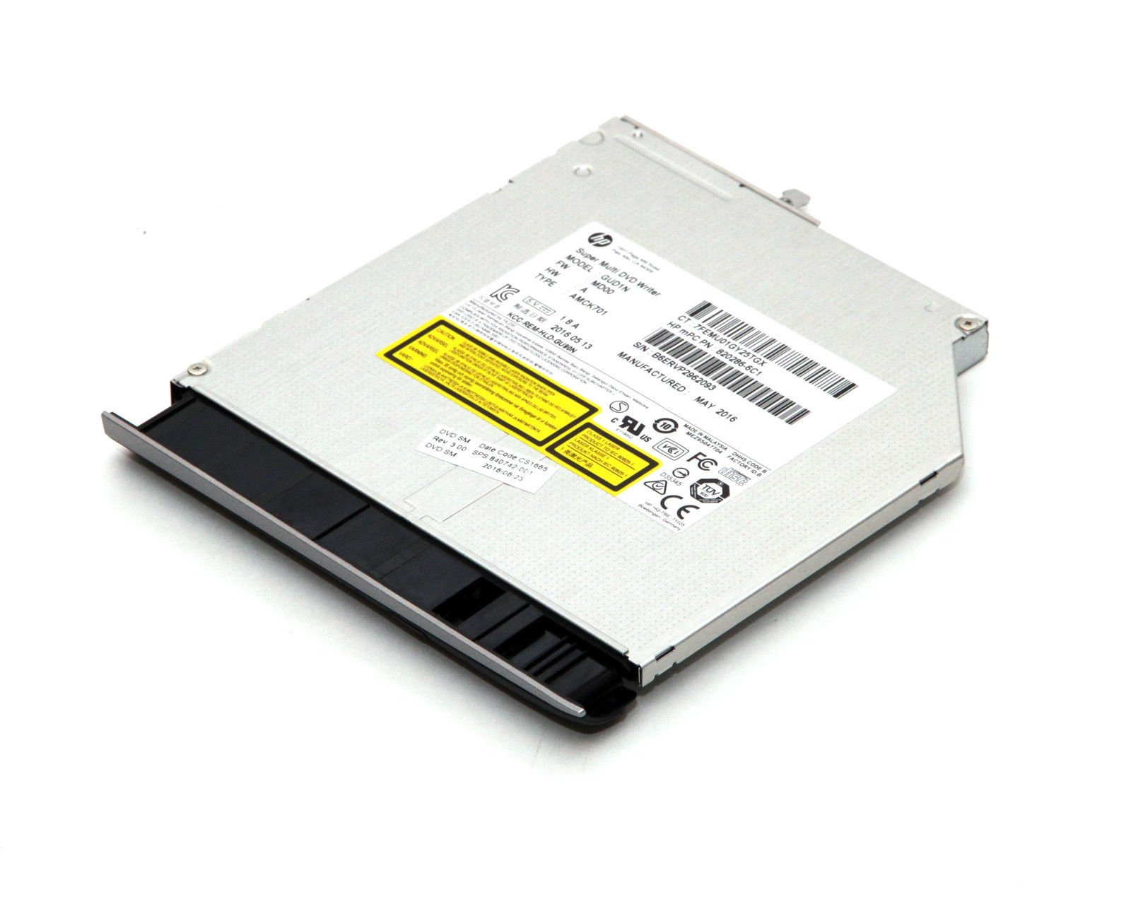 New Genuine HP ProBook 650 G2 SeriesDVDRW Drive Optical Drive 840742-001
