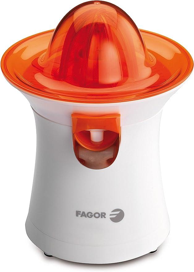 Fagor - Exprimidor Mz150, Vertido Directo, 2 Conos, Doble Sentido ...