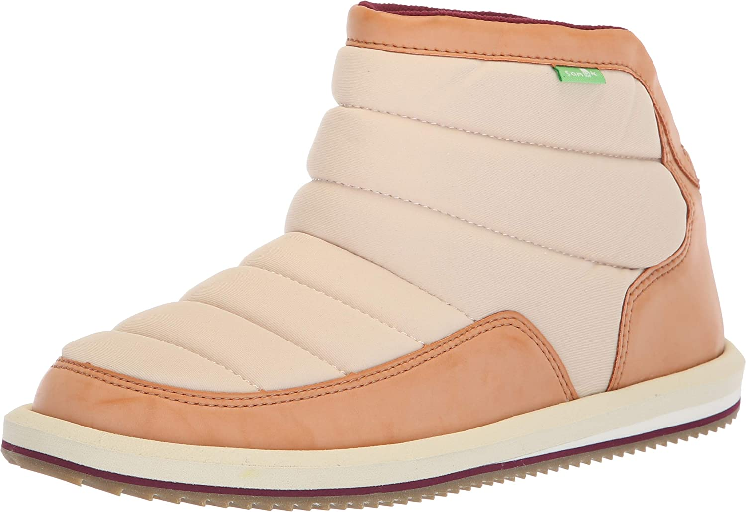 Sanuk Women's Puff N Chill Signature Ankle Boot