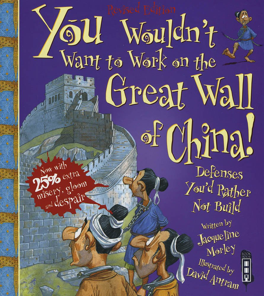 You Wouldn't Want To Work On The Great Wall Of China   You Wouldn't Want To Be