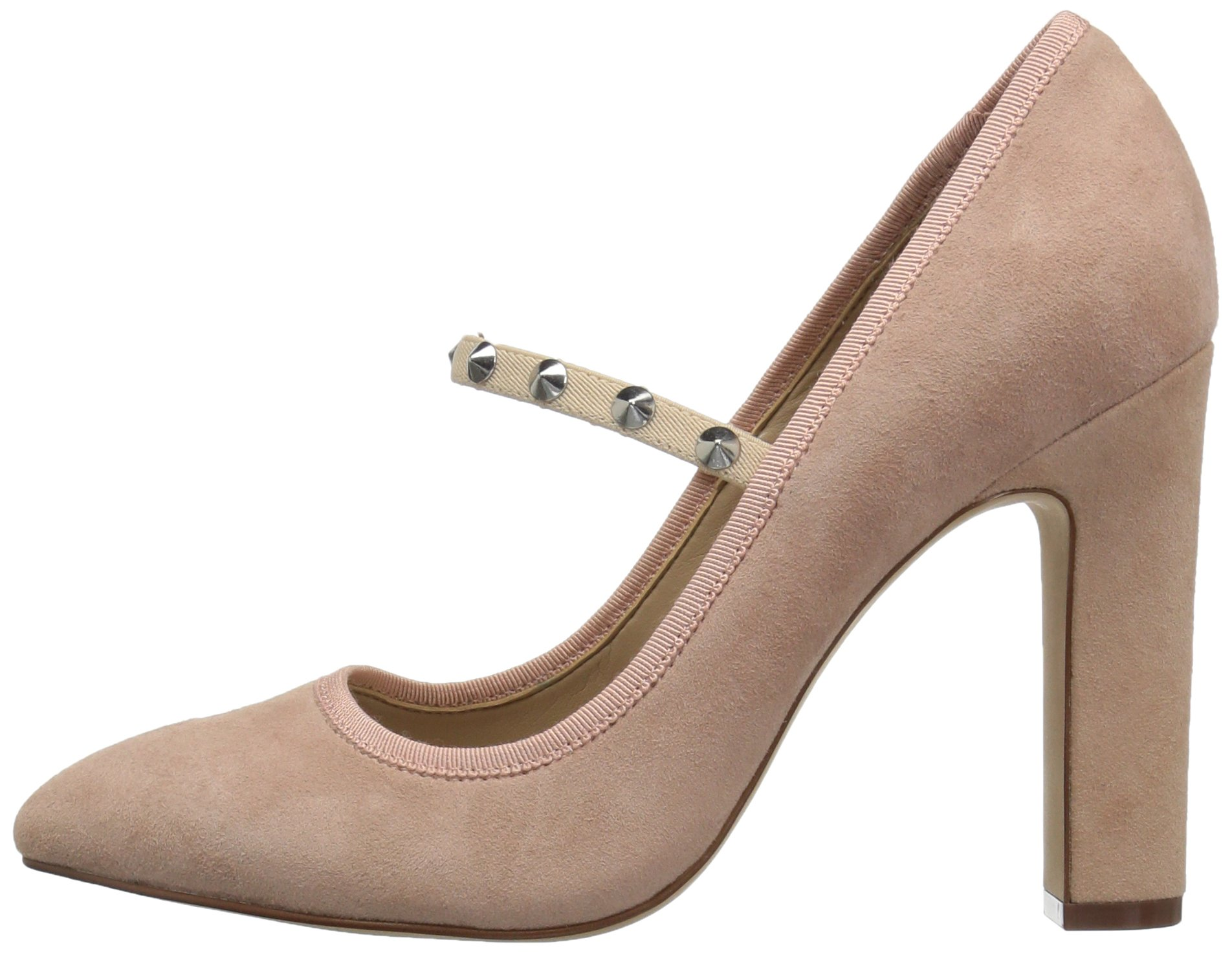 The Fix Women's Shay Studded Mary Jane Dress Pump, Petal Blush, 10 M US by The Fix (Image #5)