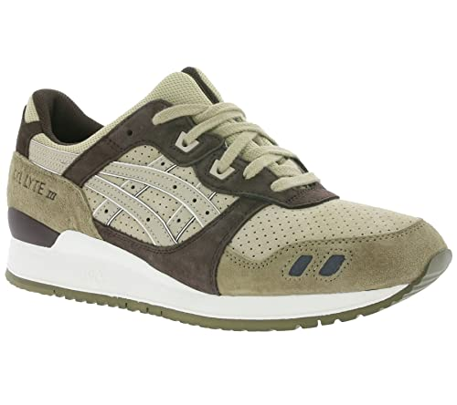 60d0390ec ASICS Gel Lyte III Shoes Sand Beige Size  3.5  Amazon.co.uk  Shoes ...