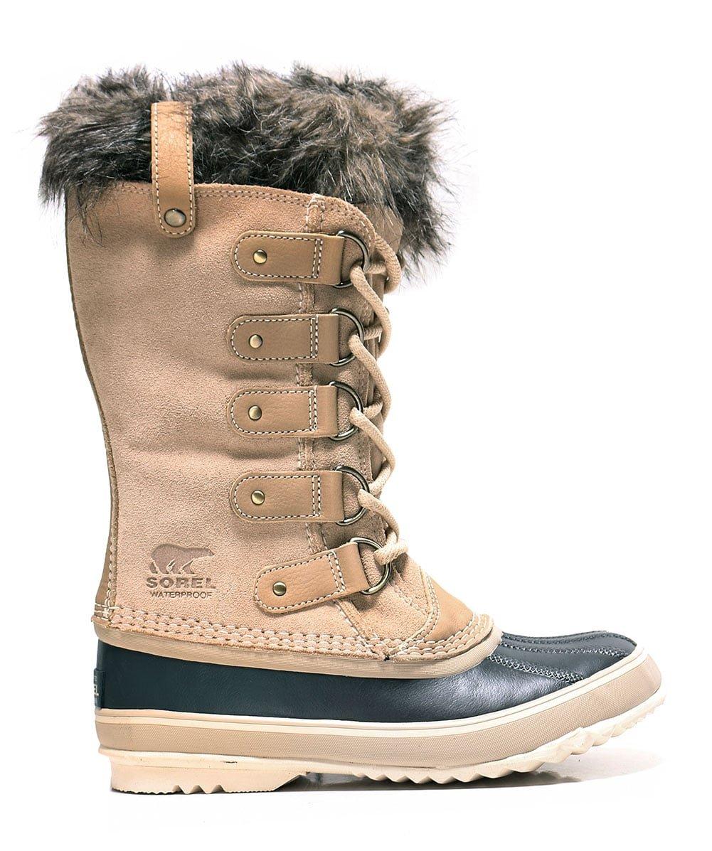 Sorel Women's Joan of Arctic Boots, Oatmeal, 10 B(M) US by SOREL (Image #2)