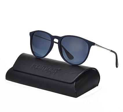 02681329714 Amazon.com  KENTKING Women s Vintage Round Erika Style Sunglasses ...
