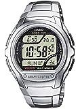 Casio montre à quartz pour homme avec cadran LCD affichage numérique