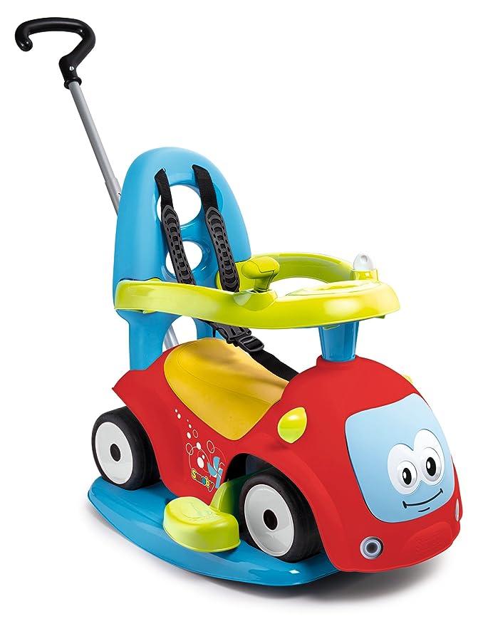 Smoby 720302 Maestro Balade - Correpasillos para niños, Azul