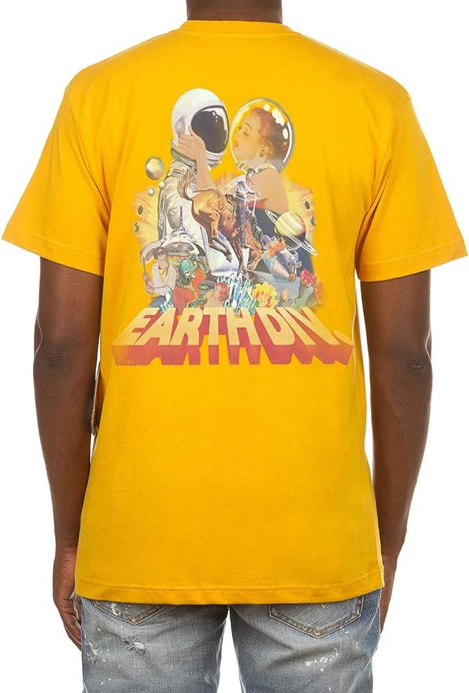 Billionaire Boys Club Men's BB Walker Short Sleeve Tee Stylish Cotton T-shirt