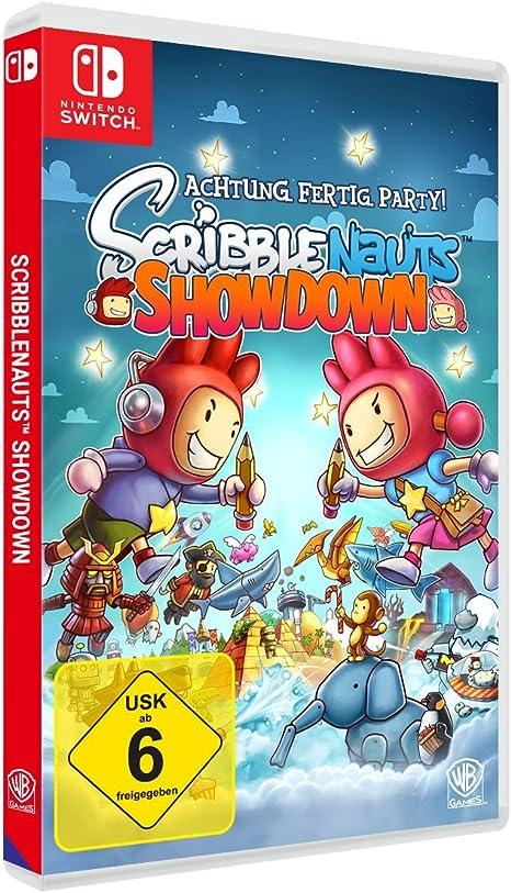 Scribblenauts: Showdown - Nintendo Switch [Importación alemana ...